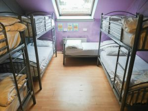 broadford backpackers hostel room isle of skye b&b portree sligachan